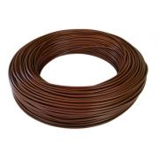 cable marrón